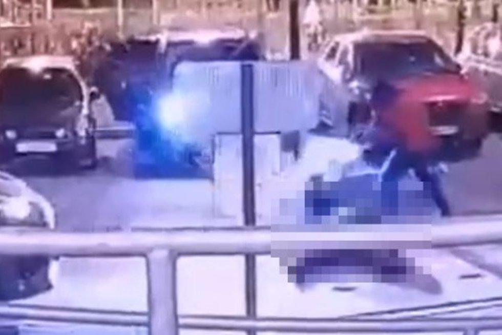 Maskvoje – neregėto įžūlumo išpuolis: nušautas įtakingas teisėsaugininkas ir jo brolis (nuotr. Gamintojo)