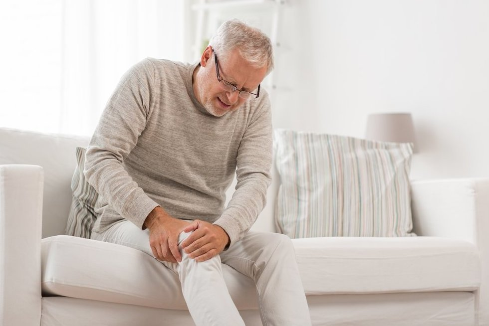 Sąnarių skausmas (nuotr. 123rf.com)