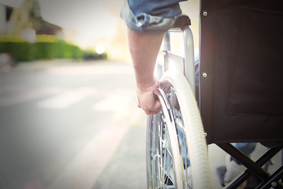 Neįgalieji (nuotr. Fotolia.com)