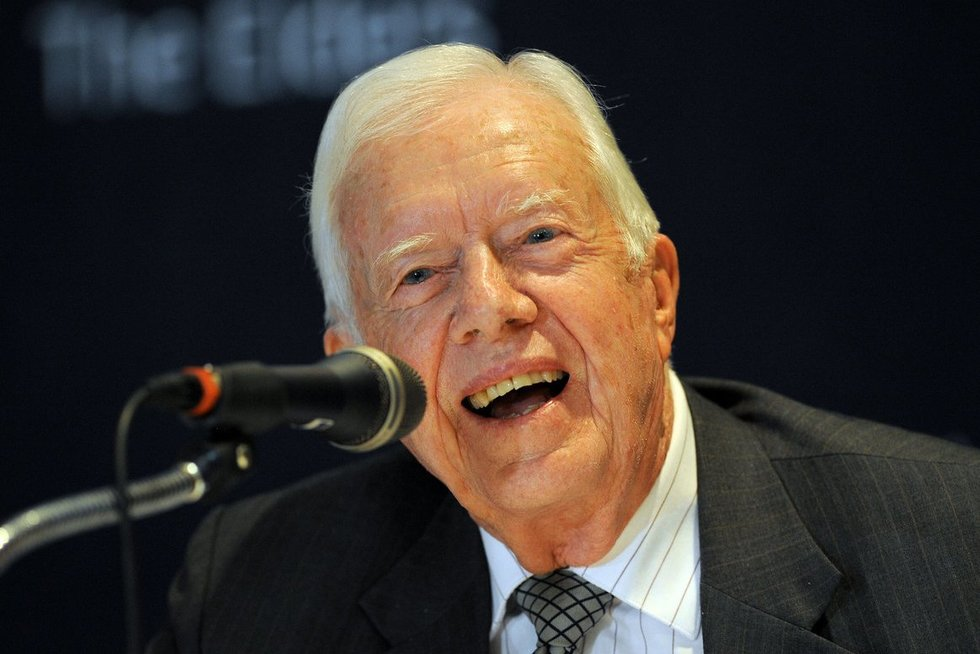 Jimmy Carteris (nuotr. SCANPIX)