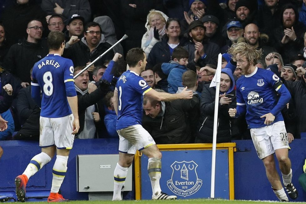 "Liverpulio ""Everton"" – ""Manchester City"" (nuotr. SCANPIX)"