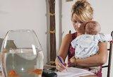 Žinia tėvams, norintiems dirbti per vaiko priežiūros atostogas