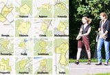 Įsižiūrėkite į šį žemėlapį: tik retas žino, kur šios vietos – Lietuvoje