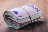 Seime – kalbos apie bazinės algos didinimą iki 137 eurų