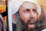 Saudo Arabijoje nukirsdinto šiitų dvasininko brolis ragina išsaugoti ramybę