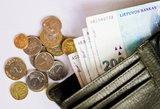 Pareigūnų pensijoms kompensuoti skirti 1,6 mln. litų