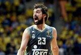 Ispanų žvaigždę palygino su Sabu: tikisi, kad atvyks į NBA