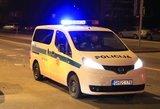 Po rungtynių Vilniuje – šiurpi nelaimė