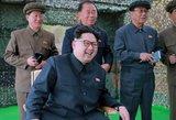 """Šiaurės Korėjos teisingumas: už """"nepagarbą"""" – egzekucija"""