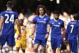 """Varžovus be perstojo atakavusi """"Chelsea"""" pralaimėjo po šimto minučių kovos"""
