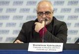 Policija apie Bronislavą Vyšniauską: rastas didelis kiekis dopingo medžiagų
