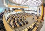 Lietuvos parlamentarai buriasi į Trumpo draugų grupę