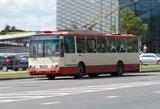 Atšilus orams, kelionė viešuoju transportu gali virsti kova dėl išlikimo