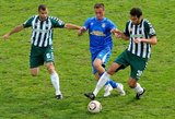Saugas Povilas Krasnovskis futbolininko karjerą pratęs Norvegijoje
