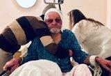 Žiauriai sumuštas senolis – artimieji prašo pagalbos