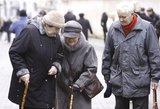 Tarsis dėl sumažintų pensijų kompensavimo