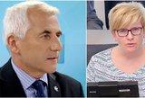Pirminiai rinkimai: prasideda Šimonytės ir Ušacko dvikova