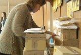 Lietuvis priblokštas – pašto darbuotoja neleido nufotografuoti siuntos