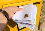 """Paštas moters siuntinį atidavė kitam žmogui – paaiškino, kodėl """"pragano"""" siuntas ir laiškus"""