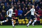 """""""Premier"""" lygoje """"Tottenham"""" ir """"Everton""""  pergales paskutinėmis minutėmis, bei naujas čempionato lyderis"""