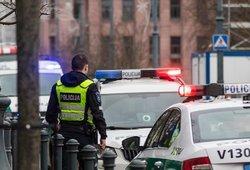 Policija prašo pagalbos: rytą mergaitę partrenkusi vairuotoja pabėgo iš įvykio vietos