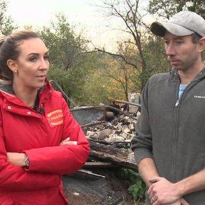 Nelaimė po vieną nevaikšto: sudegus namams vyrą ištiko dar baisesnė žinia