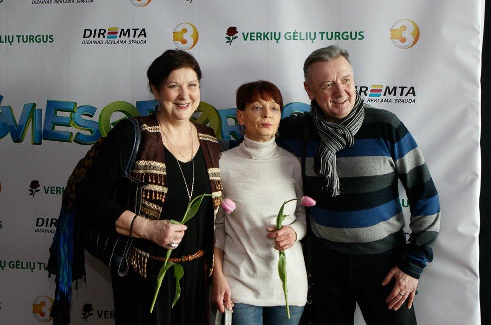 """Serialo """"Šviesoforas"""" pristatymas (nuotr. Tv3.lt/Ruslano Kondratjevo)"""