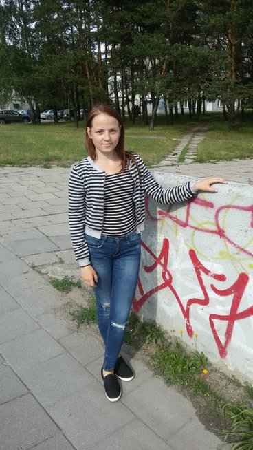 Evelina Zaicaitė (nuotr. asm. archyvo)