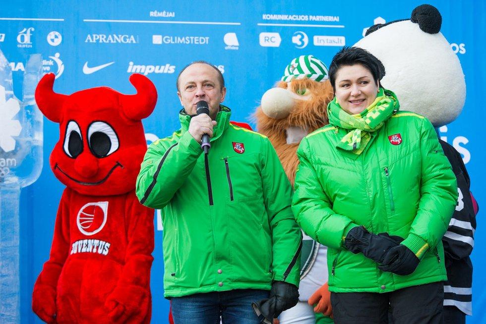 LTeam olimpinis žiemos festivalis 2017 (nuotr. Eimanto Genio)