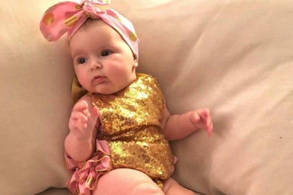 """Aukštakulniai kūdikiams (nuotr. """"Pee Wee Pumps""""/Instagram)"""