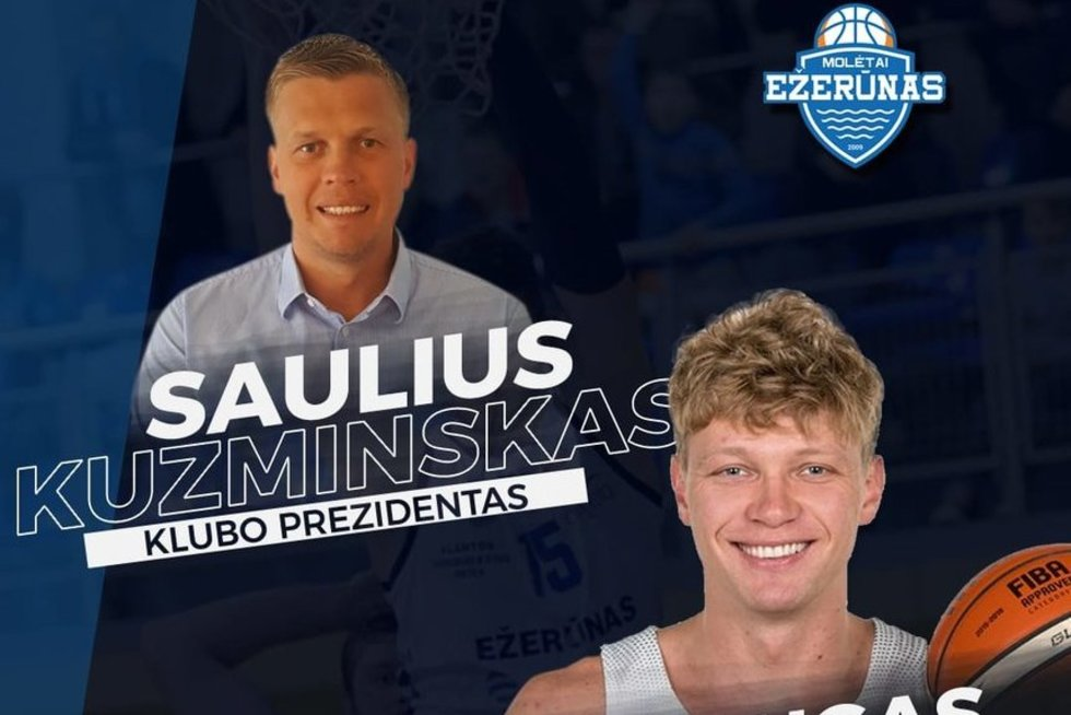 Saulius ir Mindaugas Kuzminskai (nuotr. facebook.com)