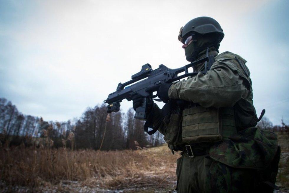 NATO Aut. Ieva Budzeikaitė (nuotr. kam.lt / Ieva Budzeikaitė)