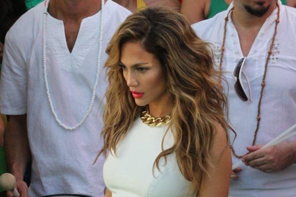 Jennifer Lopez (nuotr. Alloverpress.ee)