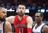 Jono Valančiūno klubas NBA lygoje patyrė penktąjį pralaimėjimą iš eilės
