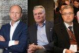 Įtakingiausi Lietuvoje – bankininkai ir ekonomistai