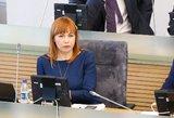 Ministrė J.Petrauskienė pasakė, kokias studijas apmokės valstybė