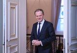 """Europos Vadovų Tarybos pirmininkas kirto Britanijos """"Brexit"""" planams"""