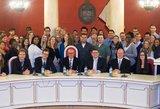 Studijų eksportas: JAV teisininkai ruošiami Vilniuje