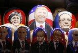 Garsus ekonomistas: Trumpas JAV suvienodins su Rusija