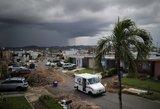 Įvertino šiųmečių uraganų ir žemės drebėjimų žalą