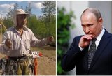 """Putiną """"išguiti"""" norėjęs Rusijos šamanas pripažintas nepakaltinamu"""