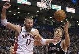 Jono Valančiūno komanda namie pralaimėjo antrąsias NBA lygos rungtynes iš eilės