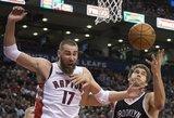Jono Valančiūno klubas NBA lygoje patyrė ketvirtąjį pralaimėjimą iš eilės