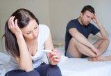 Nevaisingumą ir skausmus lemianti liga, kurios užuomazgos atsiranda dar paauglystėje