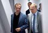 Putino Rusija grįžta į 1998-uosius: trukdo ne tik naftos kainos