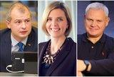 Kandidatų į Klaipėdos merus margumynas: nuo džiazmeno iki tituluotos gražuolės