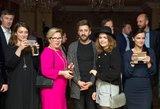 Gurmaniškoje kino vakarienėje pristatymas vasarą vyksiantis Pasaulio lietuvių jaunimo susitikimas
