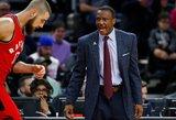 """Permainų metas: """"Raptors"""" planuoja atleisti Jono Valančiūno trenerį"""