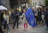EP rinkimų rezultatai: centristų pozicijos nusilpo, bet prieš dešiniųjų populistus atsilaikė