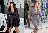 K. Kardashian atskleidė paslaptį, kaip atsikratė per nėštumą priaugto antsvorio
